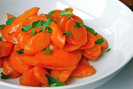 какие витамины содержатся в моркови