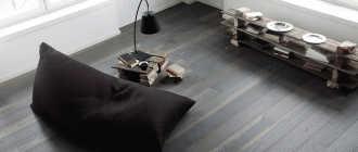 Дизайн пола: темный, светлый, ламинат, плитка, паркет, фото