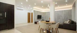 Дизайн потолка: гостиная, спальня, ванная, кухня