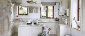 Стиль прованс в интерьере загородного дома, квартиры, особенности оформления