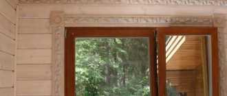 Наличники на окна: материалы, виды, выбор, изготовление, установка