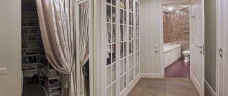 Шторы (занавески) на дверной проем: как выбрать и повесить