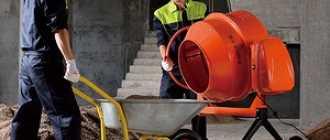 Как выбрать бетономешалку для дома, дачи, конструкции, материалы,объем, отзывы
