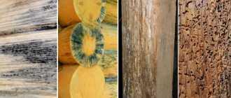 Антисептик для дерева своими руками, состав и рецепт приготовления: как сделать простую пропитку?