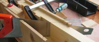 Как сделать стусло своими руками, фото самодельной конструкции из дерева
