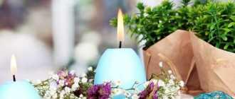 Фитиль для свечи в домашних условиях: как сделать своими руками самодельный элемент?