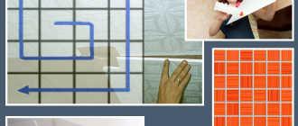 Как клеить плитку на потолок: способы, технологии