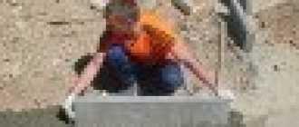 Как сделать бордюр для дорожек своими руками из бетона, кирпича и камня