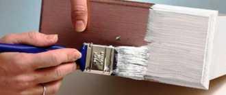 Как покрасить МДФ своими руками в домашних условиях, можно ли это делать?