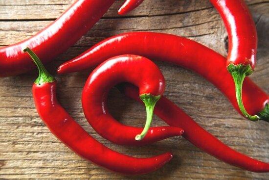 полезные свойства острого перца чили